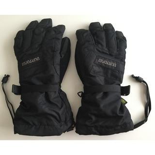 バートン(BURTON)の美品☆BURTON スキー、スノボ キッズ 手袋 グローブ(ウエア/装備)