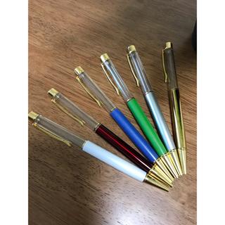 ハーバリウムボールペン  3本セット(その他)