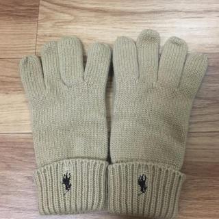 ラルフローレン(Ralph Lauren)のラルフローレン メンズ 手袋(手袋)