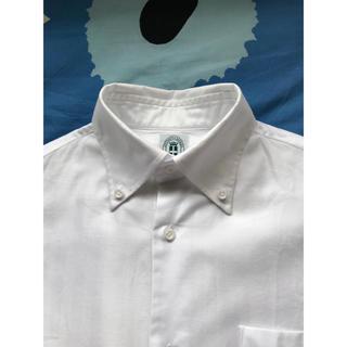 ギローバー(GUY ROVER)のギィローバー創業家出身 アントニオラベルダ コットンボタンダウンシャツ(シャツ)