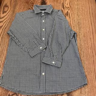 スリック(SLICK)のSLICKメンズシャツ七分袖 Mサイズ(シャツ)