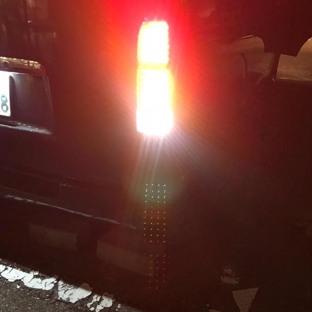 トヨタ(トヨタ)の☆ハイエース DYNAM Galaxy LED テールランプ☆ 自動車/バイクの自動車(車種別パーツ)の商品写真