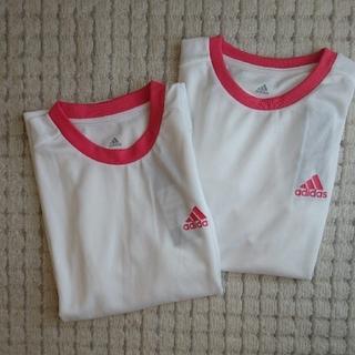 アディダス(adidas)のアディダス ジュニア Tシャツ(Tシャツ/カットソー)