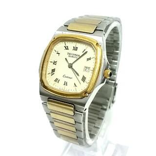 テクノス(TECHNOS)の美品「TECHNOS」Cortina(腕時計)