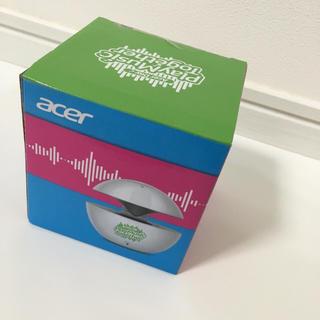 エイサー(Acer)のacer スピーカー(スピーカー)
