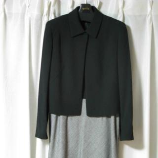 コルディア(CORDIER)のコルディア ラブチ様専用 ジャケット+ワンピース フォーマルにも (スーツ)