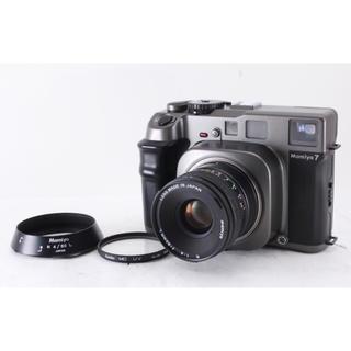 マミヤ(USTMamiya)のマミヤ7 80mm F4レンズセット(フィルムカメラ)