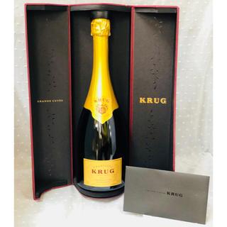 クリュッグ(Krug)の【古酒・未開栓・美品】クリュッグ グランド キュヴェ ブリュット(シャンパン/スパークリングワイン)