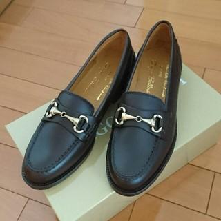 アパルトモンドゥーズィエムクラス(L'Appartement DEUXIEME CLASSE)の新品☆ DIEGO BELLINI ローファー ブラウン 36(ローファー/革靴)