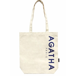 アガタ AGATHA エコバッグ  ショッピングバッグ お買い物 お散歩バッグ
