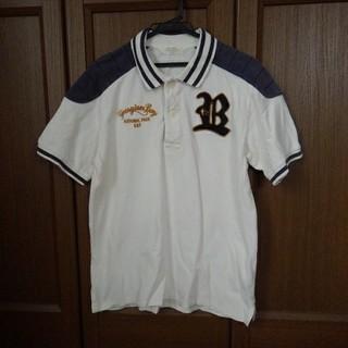 バックナンバー(BACK NUMBER)のBACK NUMBER バックナンバー ポロシャツ Lサイズ(ポロシャツ)
