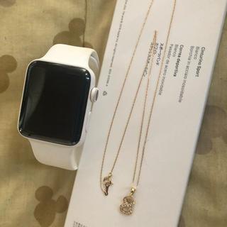 アイファニー(EYEFUNNY)のアイファニー  Apple Watch2セット(ネックレス)