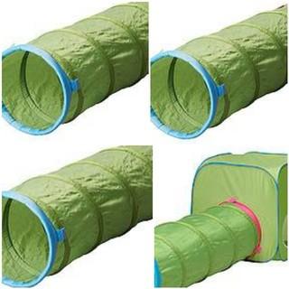 イケア(IKEA)のIKEA BUSA お値下げプレイトンネル4本+子供用テント1個 セット(その他)