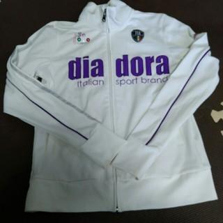 ディアドラ(DIADORA)のDIADORA 白薄手アウター(ウェア)