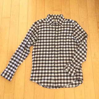 GU - GU ジーユー シャツ ネルシャツ
