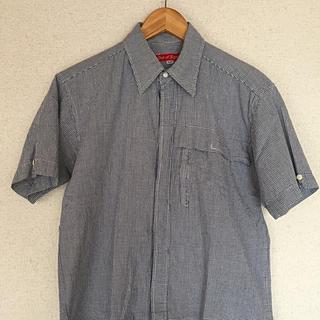 ダントン(DANTON)のギンガムチェック 半袖シャツ(シャツ)