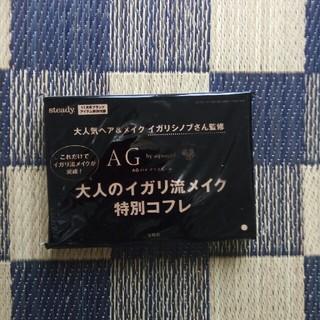 steady11月号付録 AG by aquagirlイガリ流コフレ