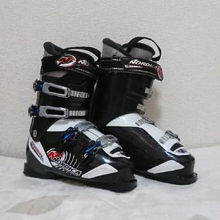 ノルディカ(NORDICA)のノルディカ スキーブーツ 27cm バッグ付き(ブーツ)