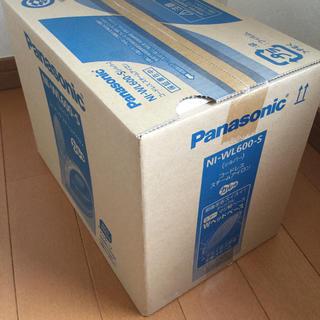 パナソニック(Panasonic)のPanasonic NI-WL600 コードレススチームアイロン(新品・未開封)(アイロン)