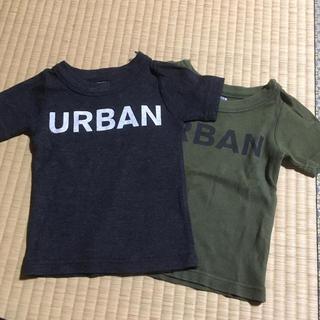 グリーントマト(GREEN TOMATO)のグリーントマトTシャツ二枚(Tシャツ/カットソー)