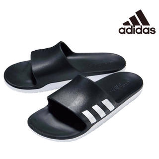 アディダス(adidas)のadidas サンダル aqualette ブラック(サンダル)