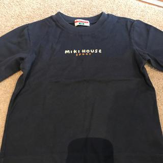 ミキハウス(mikihouse)のミキハウス 100 ロンT(Tシャツ/カットソー)