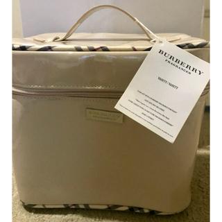バーバリー(BURBERRY)の新品未使用 BURBERRY  コスメボックス(バッグ)(コフレ/メイクアップセット)
