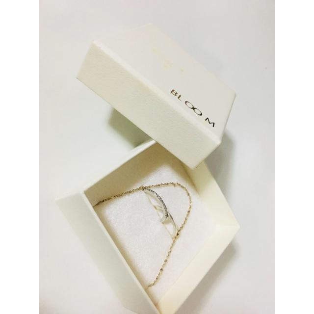 BLOOM(ブルーム)のBLOOM 指輪 ピンキーリング  レディースのアクセサリー(リング(指輪))の商品写真