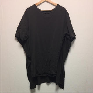 スビ(ksubi)のKSUBI  マントTシャツ(Tシャツ/カットソー(半袖/袖なし))