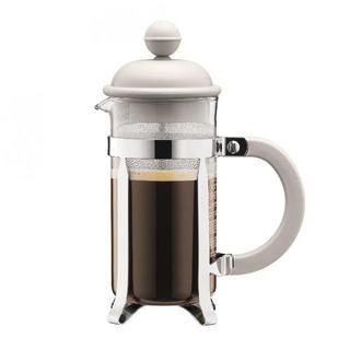 ボダム(bodum)の期間限定値下げ!ボダム フレンチプレスコーヒーメーカー ホワイト 0.35L (その他)