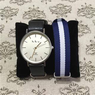 アーバンリサーチ(URBAN RESEARCH)のh.k.c 腕時計 URBAN RESERCH(腕時計)