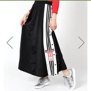 アディダス(adidas)の★新品★アディダス★ロングスカート★M(ロングスカート)