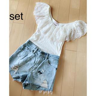 スライ(SLY)の snidel  SLY(Tシャツ(半袖/袖なし))