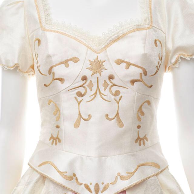 シークレットハニー ラプンツェル(ウェディングドレス+ベール) エンタメ/ホビーのコスプレ(衣装)の商品写真