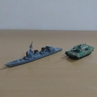 戦艦 戦車 フィギュア(ミリタリー)