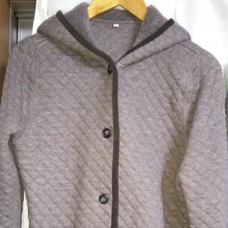 ムジルシリョウヒン(MUJI (無印良品))の無印良品綿コート(ロングコート)