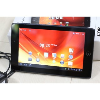 エイサー(Acer)のacer製タブレット ICONIA TAB A100【送料込み】(タブレット)