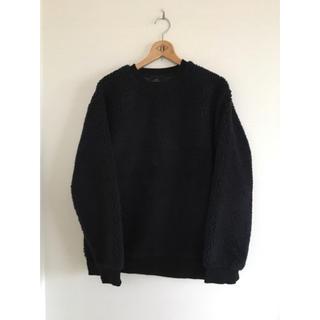 スリック(SLICK)のSLICK ボアトレーナー(Tシャツ/カットソー(七分/長袖))