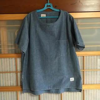 アナクロノーム(anachronorm)のアナクロノーム デニム Tシャツ サイズ1  アナクロ(シャツ)
