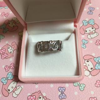 カルティエ(Cartier)のカルティエ リング ❤︎ アントルラセ ❤︎ 廃盤 レア(リング(指輪))