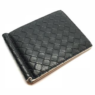 ボッテガヴェネタ(Bottega Veneta)の【新品】ボッテガヴェネタ マネークリップ付 二つ折り財布(マネークリップ)