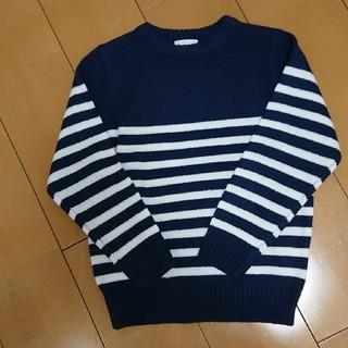 ジーユー(GU)の【MIKI様専用】GU キッズ セーター(ニット)