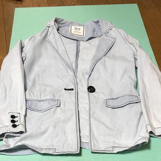サードバイヴァンキッシュ(3rd by VANQUISH)のジャケット(テーラードジャケット)