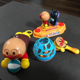 アガツマ(Agatsuma)の新品 アンパンマン 玩具セット(知育玩具)