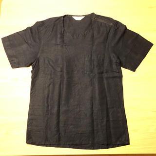 ソーイ(SOE)のSoe  メンズ 麻(Tシャツ/カットソー(半袖/袖なし))