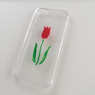 flower - iPhone 7 8 ハードケース