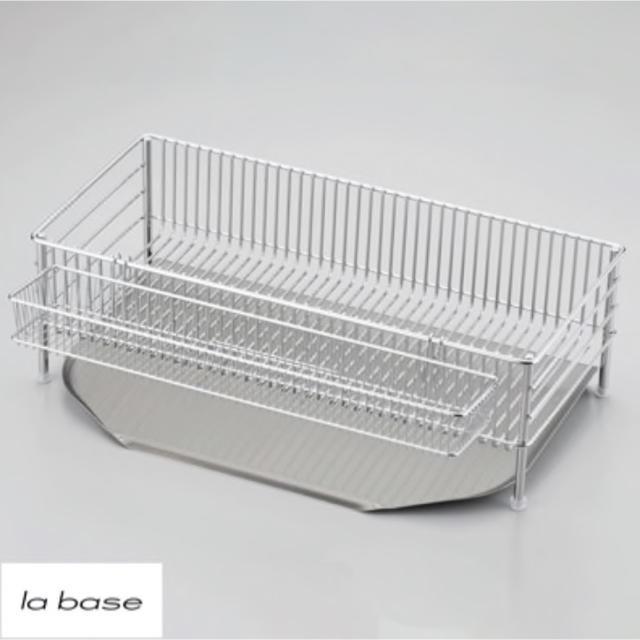 専用!新品!La base ラバーゼ 水切り3点セット インテリア/住まい/日用品のキッチン/食器(その他)の商品写真
