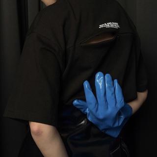 エイトセカンズ(8seconds)のESC STUDIO back zip tee(Tシャツ/カットソー(半袖/袖なし))