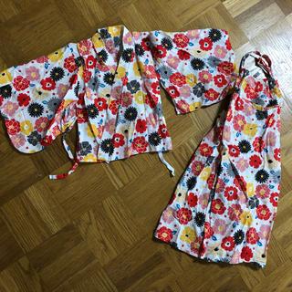 エフオーキッズ(F.O.KIDS)のアプレレクール 浴衣(甚平/浴衣)