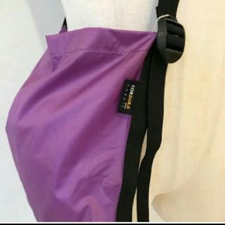 アリエス(aries)の【新品】アリエスミラージュ購入紫サコッシュバッグ(ショルダーバッグ)